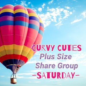 Tops - 6/8 (CLOSED) PLUS SHARE GROUP: Curvy Cuties